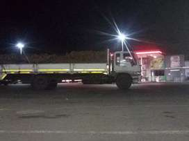 I need 8 ton truck  lest than R 150.000
