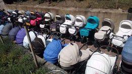 СКЛАД Детские коляски с Европы Adamex Riko Anex Dada