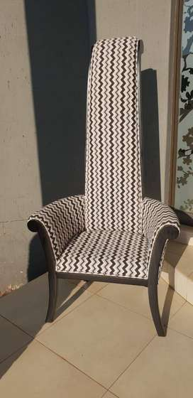 Tall Occasional Chair