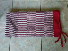 Double Woven Western Saddle Blanket for Sale
