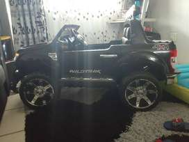 Ford ranger kids ride on car with remote