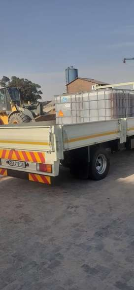 Hire a truck today! Transport services