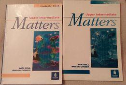 Książka Matters Upper Intermediate