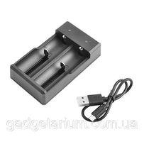 Универсальное зарядное устройство для аккумуляторов Canadd F2 18650