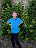 Рубашка и штаны комплектом 10 лет