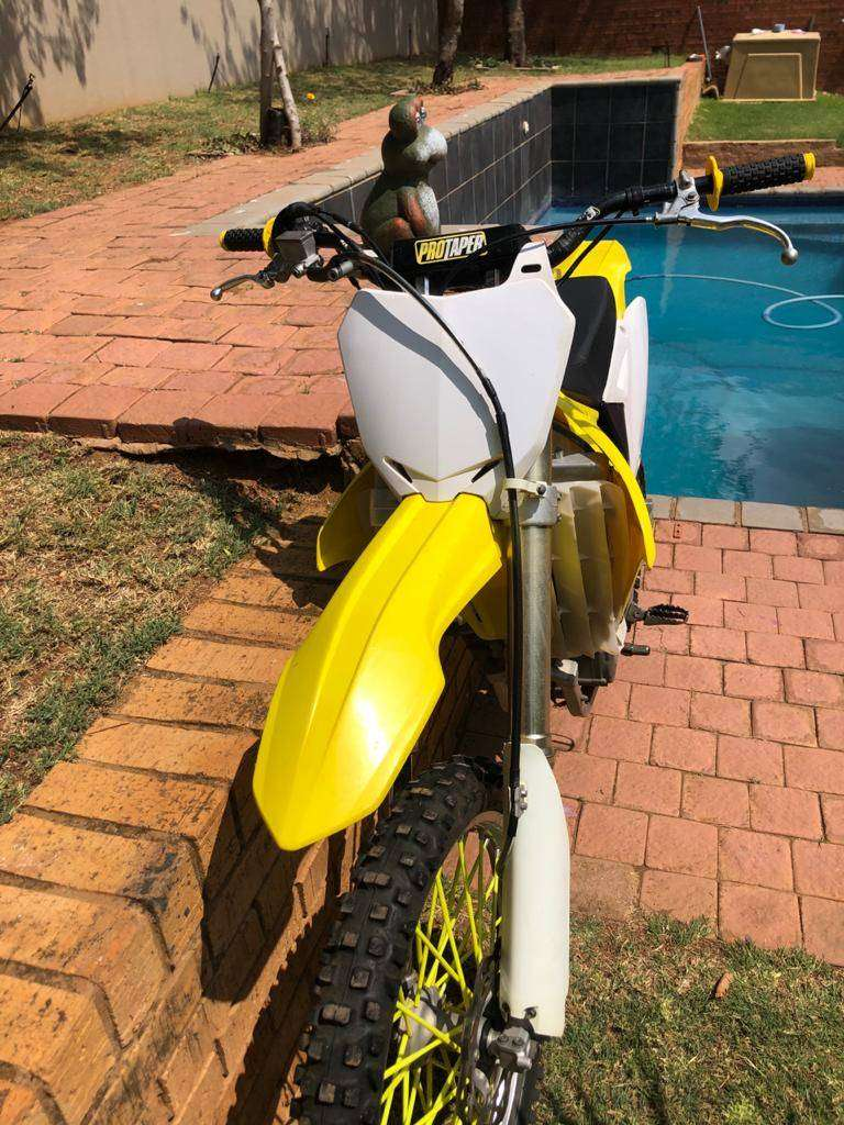 2008 Suzuki RMZ-450 for sale 0