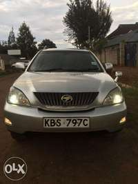 2005|2400cc|2WD|Automatic Transmission|Toyota Harrier 0
