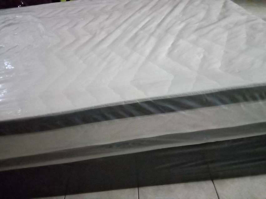 New bamboo double bed R2399 0