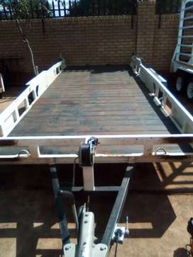Lowbed Second Hand Trailer