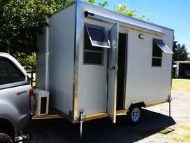 Mobile Clinic/Medical Trailers for Sale - brand NEW !!!