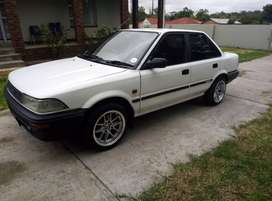 Toyota Corolla 1.3 For Sale