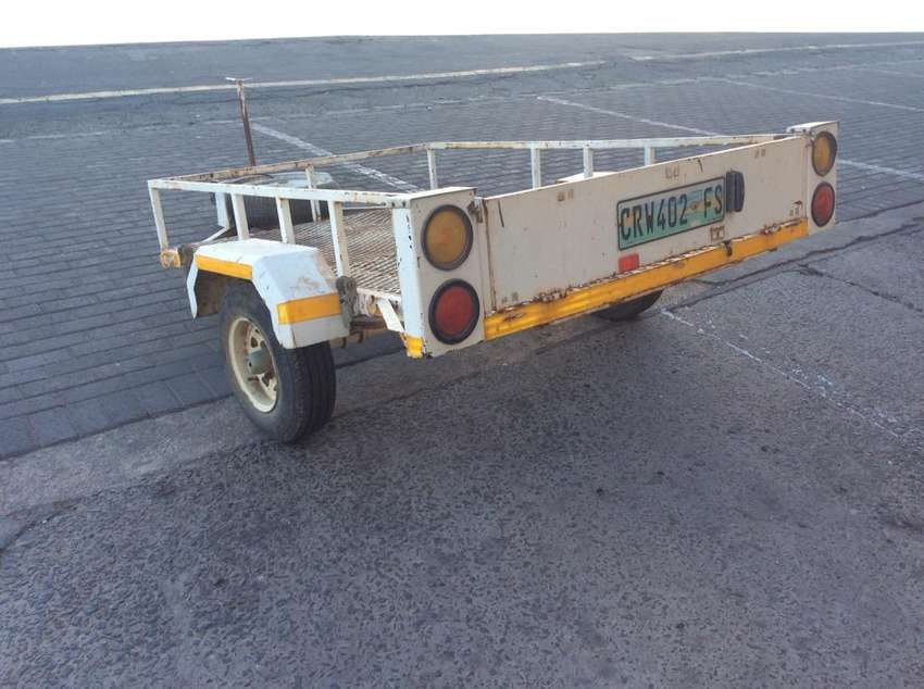 Used trailer for sale at Salley's 0