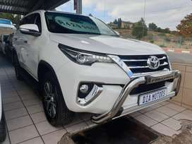 Toyota Fortuner 2.8GD6 A/T