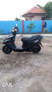 Image of used kymco bike. very good for rounds. good fuel consumption