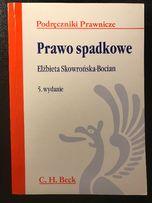 Prawo Spadkowe E. Skowrońska Bocian C.H. Beck