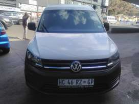 VW CADDY 1.6 MANUAL