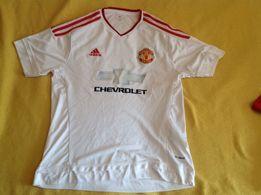 Manchester United, koszulka piłkarska rozm.XL,Adiddas oryginal