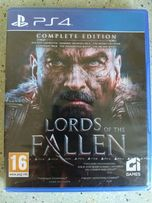 Диск Lords Of The Fallen Complete Edition (Playstation 4) PS4