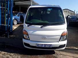 2018 Hyundai H100 (2.7 D) Manual