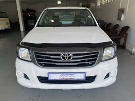 2016 Toyota Hilux single cab lowride now 2.0vvti