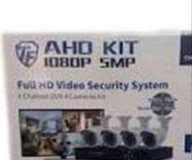 DIY - 8 Channel 5MP AHD Latest Software CCTV System + HDMI + Phone Vie