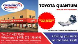 Water Pump For Toyota Quantum Sesfikile For Sale
