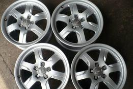 "Felgi Aluminiowe 5X112 17"" Oryginał Audi A4 A5 A6"