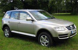 Разборка Volkswagen Touareg 5.0 TDI 2003-2009