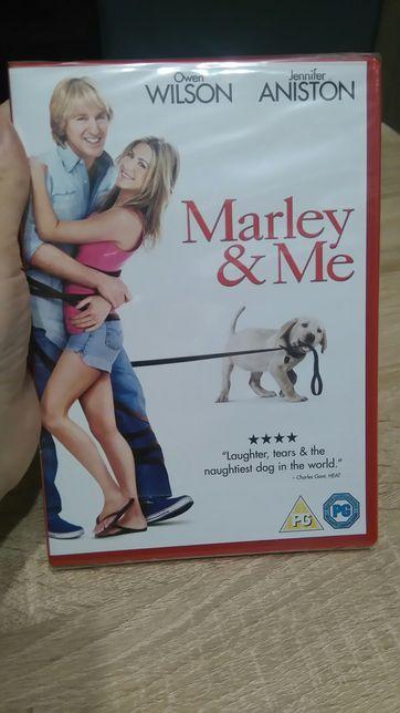 """Marley & Me""/PL-""Marley i ja"", Nowy film na DVD, w folii, lektor ang Sosnowiec - image 1"
