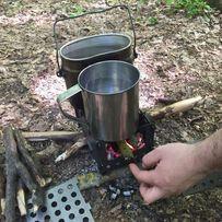Печь щепочница толщиной 1,5 мм