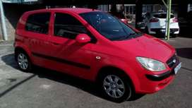 2010 Hyundai Getz  1.4 In A Very Good Condition