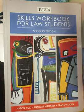 Skills workbook for law students