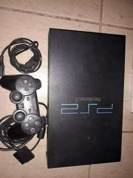 Ps2 with 14 games and 5 SD