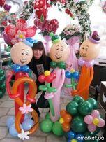 Салют-мастер. Праздничное оформление. Воздушные шары!!!