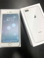 Apple iPhone 8 Plus 256 gb silver КАК НОВЫЙ! Гарантия от МАГАЗИНА!
