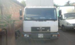 Продам грузовой автомобиль MAN F01