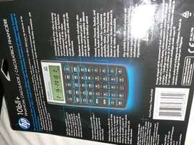 Hp10b11 Financial calculator