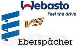Ремонт, обслуговування та встановлення Webasto, Eberspacher, Планар!!!