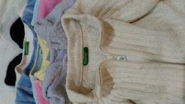 Продается пакет вещей в отличном состоянии для новорожденных (девочка)