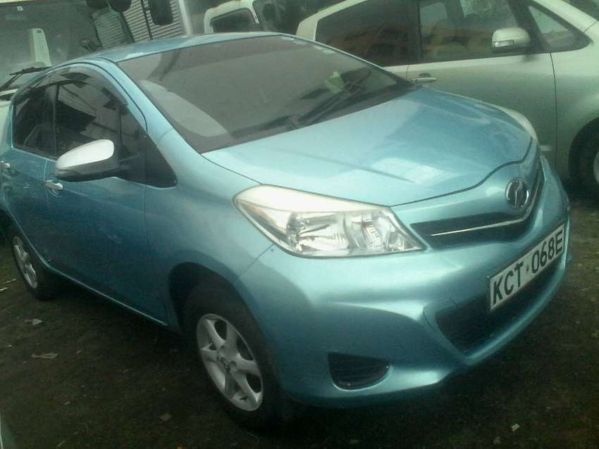 Super Clean lightly used Vitz KCT for sale at Mombasa town 0