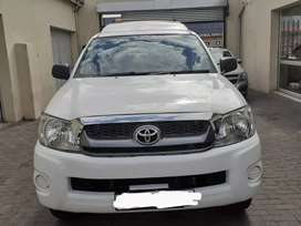 2009 TOYOTA HILUX COVER BODY