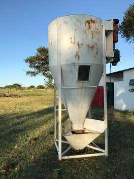Feed silo's for sale