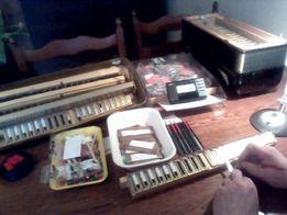 Naprawa i strojenie akordeonów