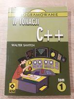 Programowanie w tonacji C++ tom l