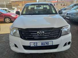 2012 Toyota Hilux 2.5 D-4D 4x2 Single Cab