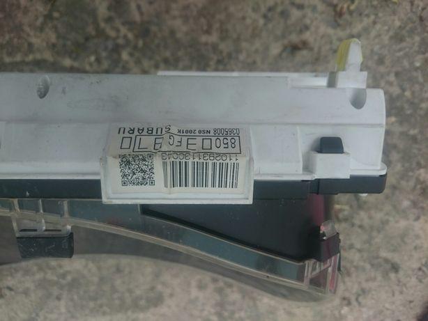 Щиток приладів Subaru impreza 2007-2013 Луцк - изображение 3