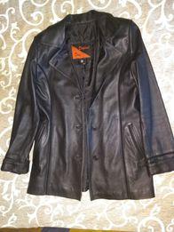 Куртка кожаная женская 46-48 р.