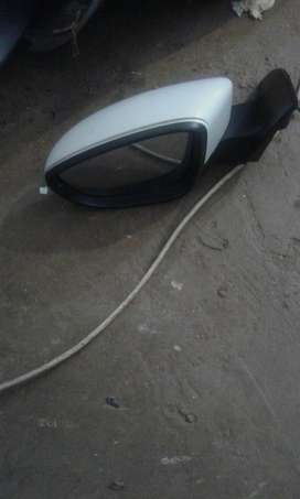 Golf 6 , 7 side mirrors complete