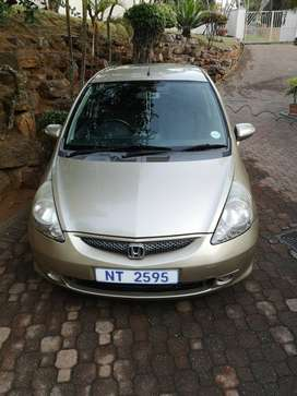Honda jazz, 2007, 1.4, Manual