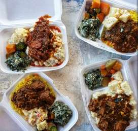 Funeral Catering Meal Packs